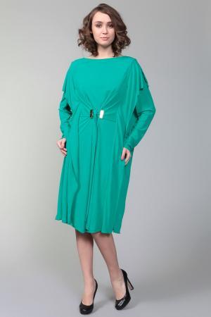 Платье Class Cavalli. Цвет: зеленый