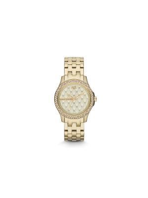Часы Armani Exchange. Цвет: золотистый