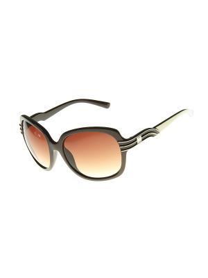 Очки Migura. Цвет: коричневый