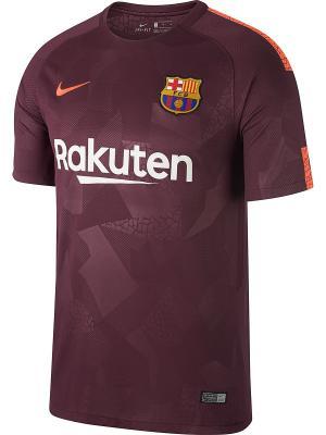 Футболка FCB M NK BRT STAD JSY SS 3R Nike. Цвет: фиолетовый