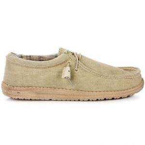 DUDE WALLY SS14 Beige 41. Цвет: beige