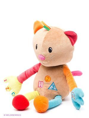 Интерактивная игрушка YAKI. Цвет: коричневый