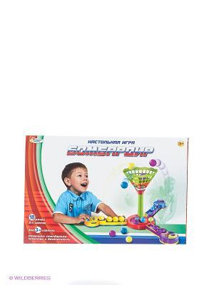 Настольная игра Бомбардир Играем вместе. Цвет: зеленый, фиолетовый, желтый, синий