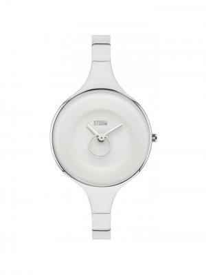 Часы STORM OLA WHITE 47272/W Storm.. Цвет: серебристый, белый