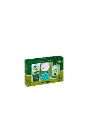 Герболив подарочный набор №5 Madis S.A.. Цвет: оливковый