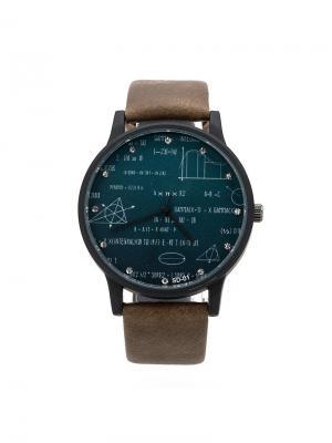 Часы наручные Feifan. Серия Matan Feifan. Цвет: зеленый