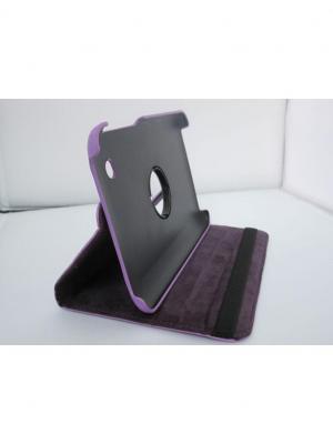 Обложка skinBOX rotation 360 для планшета Samsung P3100 (3110).. Цвет: синий