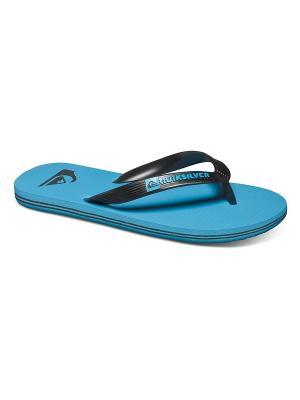 Пантолеты Quiksilver. Цвет: голубой