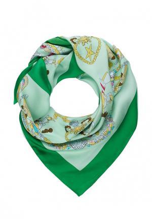 Платок Piero. Цвет: зеленый