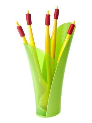 Кухонный набор VIGAR. Цвет: желтый, зеленый, красный