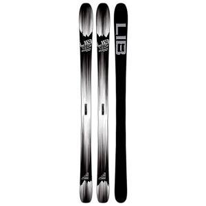 Лыжи  15 Nas Wreckreate 171 2pk Ast Lib Tech. Цвет: черный,белый
