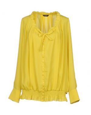 Pубашка G.SEL. Цвет: желтый