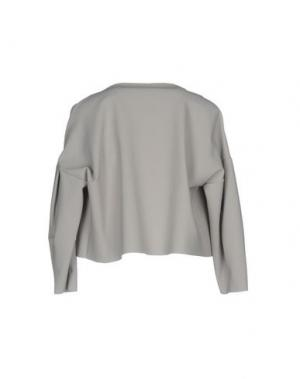 Пиджак CHIARA BONI LA PETITE ROBE. Цвет: светло-серый