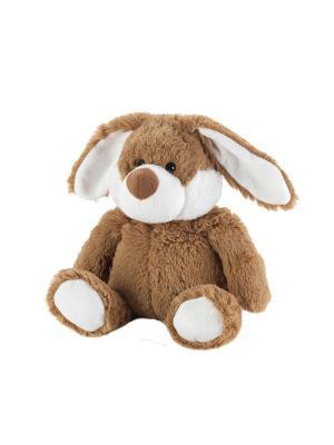 Игрушка-грелка Коричневый Кролик Warmies. Цвет: коричневый
