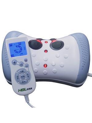Массажная подушка MP 618PH-A Massage Paradise. Цвет: серый