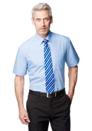 Рубашка (комплект из 2-х предметов), с галстуком Otto. Цвет: синий