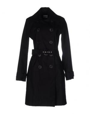 Легкое пальто LEMPELIUS. Цвет: черный