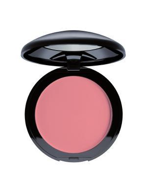 Компактная пудра для лица с мягким тонированием All Over Beautifier №23, оттенок нежный лосось Make up factory. Цвет: персиковый