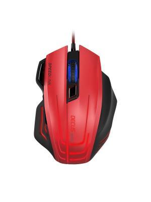 Мышь игровая Speedlink DECUS RESPEC. Цвет: черный, красный