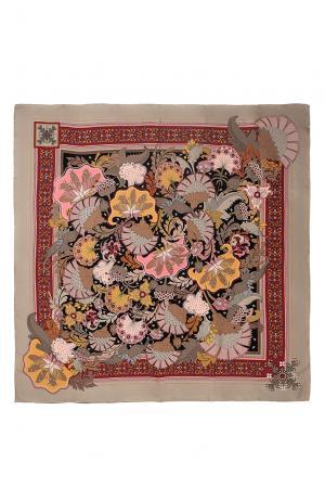 Шелковый платок 183369 Moltini. Цвет: разноцветный