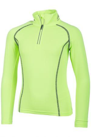 Лонгслив Alpine Pro. Цвет: зеленый