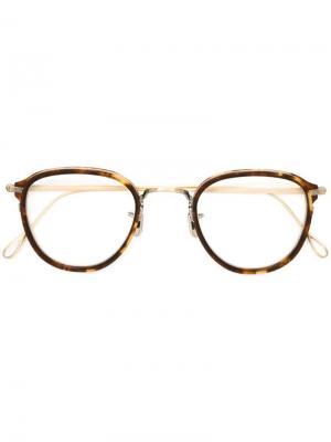 Очки EV552 Eyevan7285. Цвет: коричневый