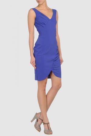 Платье LA PETITE ROBE. Цвет: синий