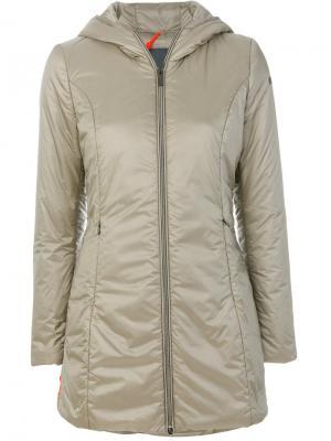 Длинная куртка Rrd. Цвет: серый