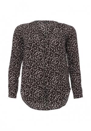 Блуза Samoon by Gerry Weber. Цвет: коричневый