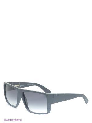 Солнцезащитные очки B 230 C3 Borsalino. Цвет: серый