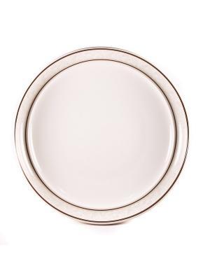 Тарелка для пасты 30 см. Кассие Royal Porcelain. Цвет: белый