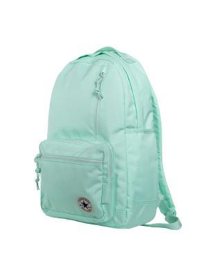 Рюкзак GO BACKPACK Converse. Цвет: зеленый