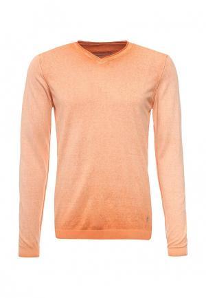 Пуловер Frank NY. Цвет: оранжевый