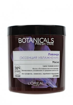 Маска для волос LOreal Paris L'Oreal. Цвет: прозрачный
