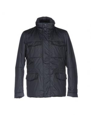 Куртка GEOSPIRIT. Цвет: грифельно-синий