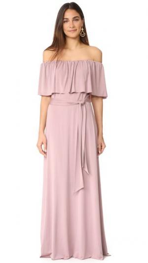 Платье Maya Twobirds. Цвет: серый