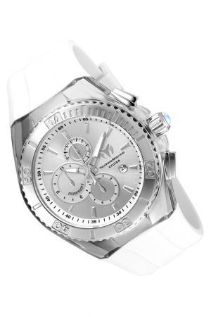 Watch TechnoMarine. Цвет: silver, white