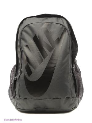 Рюкзак NIKE HAYWARD FUTURA 2.0. Цвет: темно-серый, черный