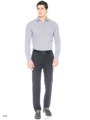 Рубашка - ABAD MANGO MAN. Цвет: темно-синий