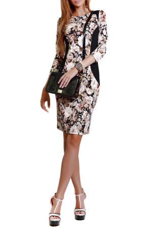 Платье FRANCESCA LUCINI. Цвет: весна