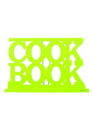 Подставка для книги/планшета George Contento. Цвет: зеленый