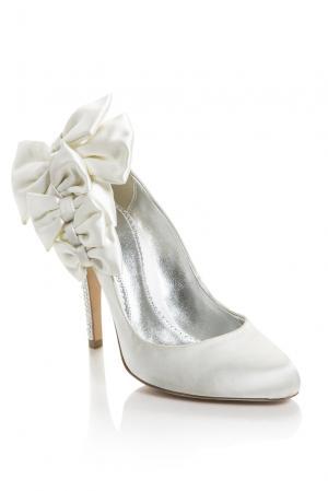 Туфли Hannah L08570 Bourne. Цвет: белый