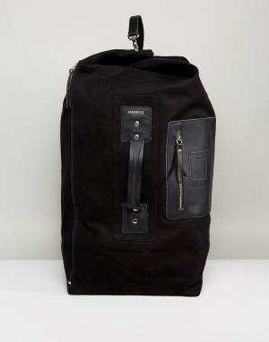 Sandqvist Рюкзак и сумка Gisela. Цвет: черный