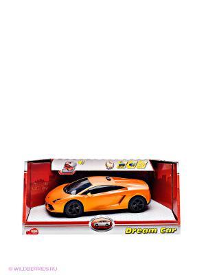 Автомобиль Simba Dickie. Цвет: оранжевый