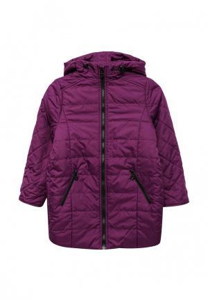 Пальто Fleur de Vie. Цвет: фиолетовый