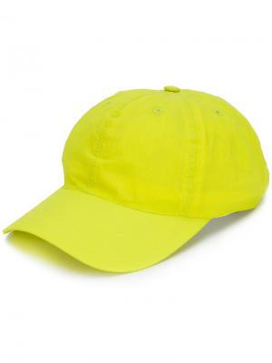 Кепка Citron Our Legacy. Цвет: жёлтый и оранжевый