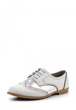 Ботинки Queen Vivi. Цвет: серый