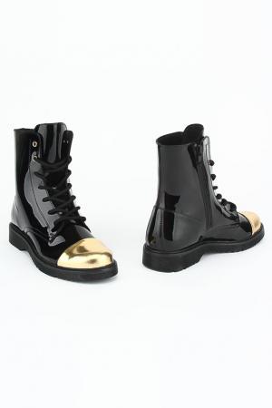 Ботинки CULT. Цвет: черный