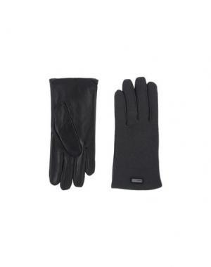 Перчатки MOMO DESIGN. Цвет: свинцово-серый