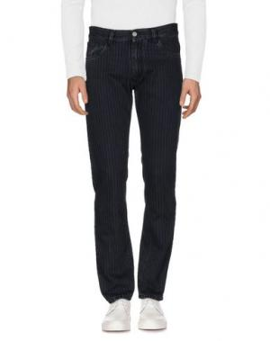 Джинсовые брюки GUYA G.. Цвет: черный